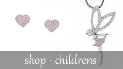 Adorn Jewels Adelaide Jeweller online designer sterling silver unique unusal dress ring enagement wedding rings pink diamonds childrens jewellery tinkerbell