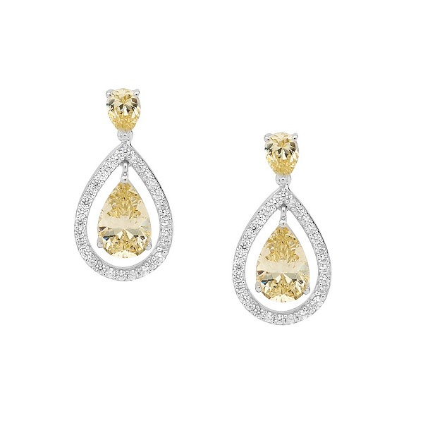 ellani yellow diamond earring adorn jewels adelaide jeweller custom design engagement ring