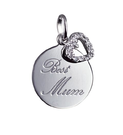 Adorn Jewels, Adelaide Jeweller, Adelaide Jewellery, Family Silver pendants. Name engraged Pendants, Best Mum