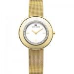 gold mesh watch Danish Design Watch Model IV05Q998 Adorn Jewels Adelaide Jeweller Jewellery