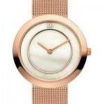 Rose gold watch mesh strap, Danish Design Watch Model IV67Q1033 Adorn Jewels Adelaide Jewellery Jeweller
