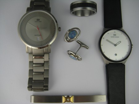 Adorn Jewels, Father's Day, Present, Men's Gifts, Watch, Danish Design