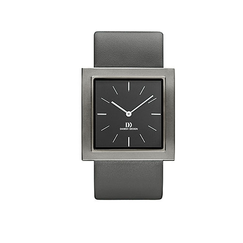 Danish-design-square-face-watch-grey-strap-ion-plaes-Iv16Q1009