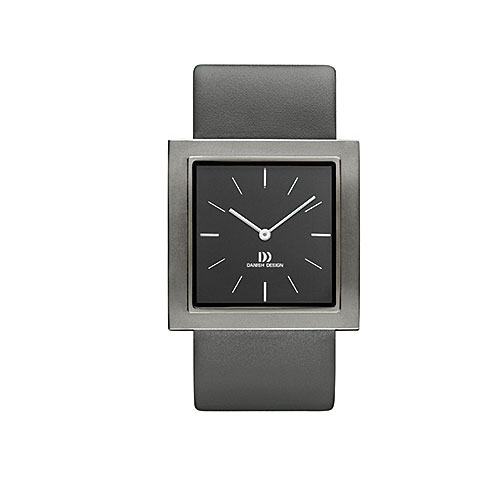 Danish-design-square-face-watch-grey-strap-ion-plaes-Iv16Q1009