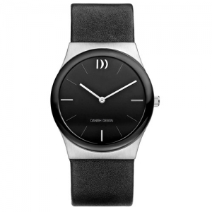 Danish-esign-watch-IV13Q1043-black-leather-strap