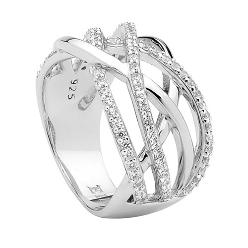 ellani collection sterling silver ring r346 adorn jewels