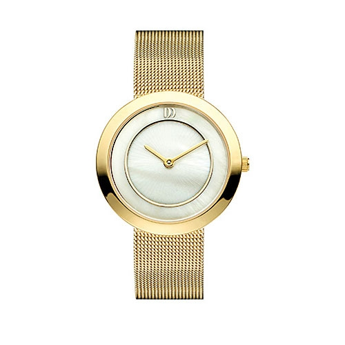 danish-design-bangle-style-watch-silver-IV05Q1033-gold-mesh-band-IV05Q1033-skagen-style