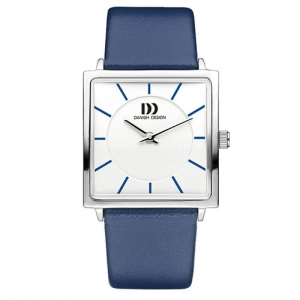 danish-design-square-face-watch-blue-leather-strap-IV22Q1058