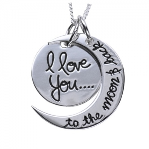 Moon and Back I Love your Jewellery