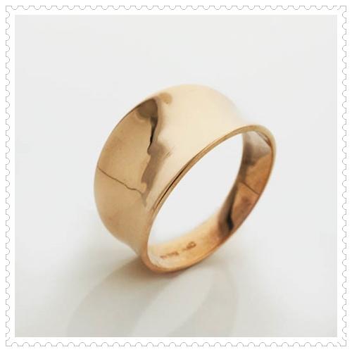 gold hoop earrings vintage adorn jewels wedding