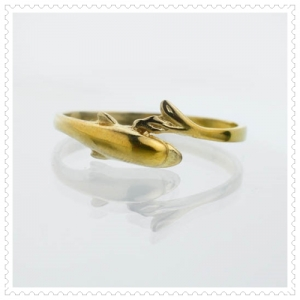 Secon hand dress Ring Dolphin Ring Adorn Jewels Online Jeweller