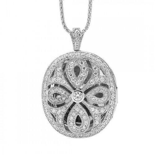 ellani pendant locket style