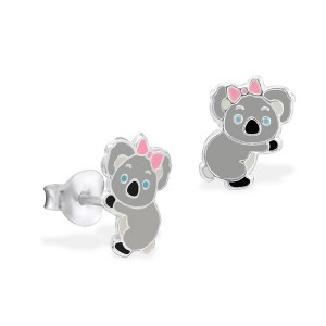 adorn jewels adelaide south australia jeweller jewelry koala earrings baby earrings