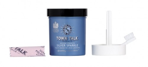 town talk silver jewellery cleaning tarnish jewelry jeweller adelaide south australia brush set